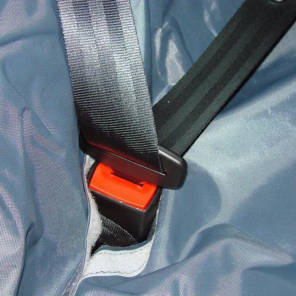 Maypole Universal Nylon Car Rear Seat Cover