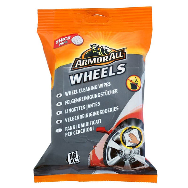 Armorall Wheel Cleaning Wipes