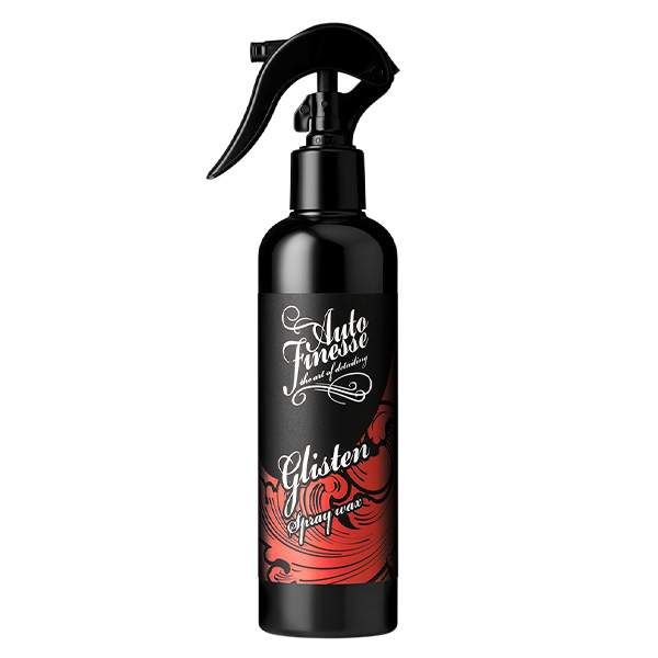 Auto Finesse Glisten Spray Wax 250ml