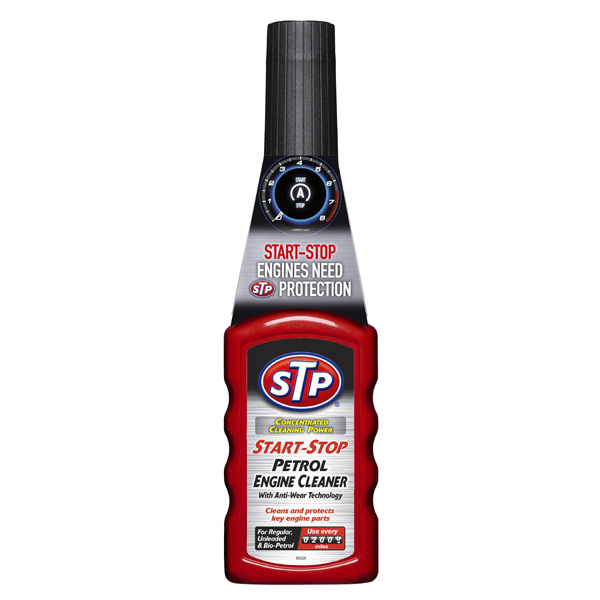 STP Start-Stop Petrol Engine Cleaner 200ml