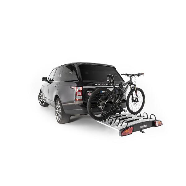 Menabo Towing Ball Bike Carrier ALCOR (4 Bike Capacity)