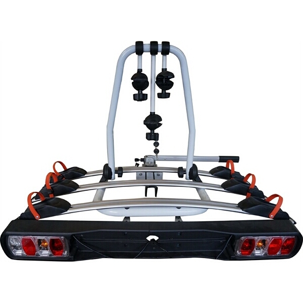 TITAN 3 Bike Cycle Carrier - Tow Ball Mounted