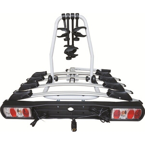 TITAN 4 Bike Cycle Carrier - Tow Ball Mounted