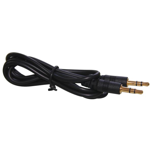 Streetwize 1M Stereo Cable (Jack Lead)