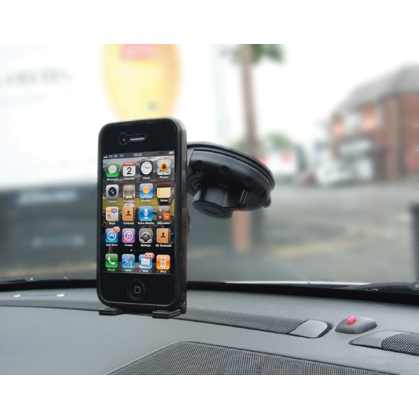 Streetwize 360 Window & Vent Fit Gadget Holder