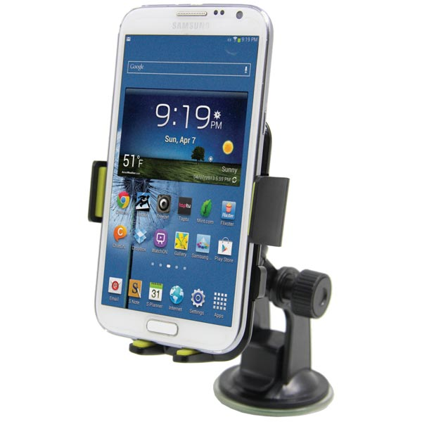 Streetwize Easy One Touch Phone Holder 50-90Mm Width