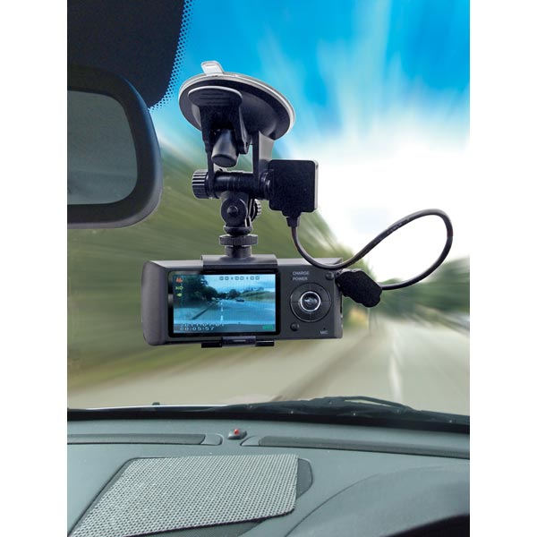 Streetwize Dual Camera Accident Dash Camera