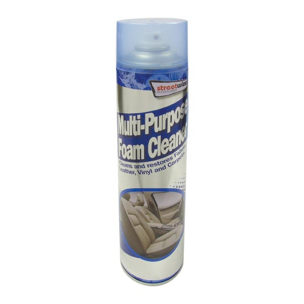 Streetwize Multi Purpose Foam Cleaner - 650ml