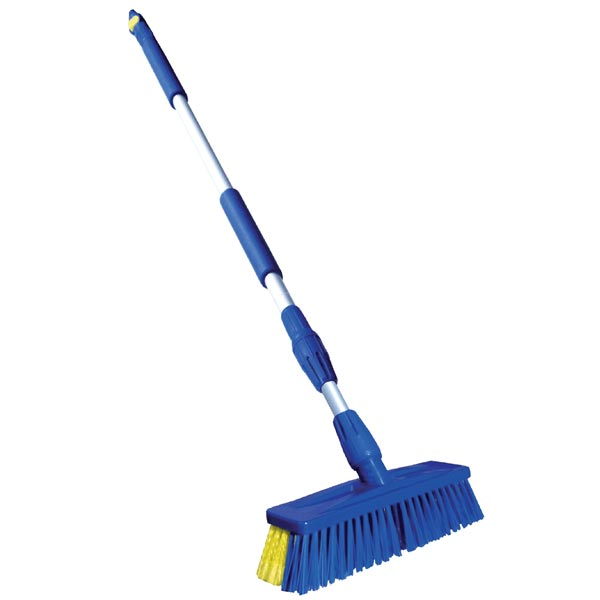 Streetwize Blaster Brush Kit - Consists Blaster Brush & Blaster Broom
