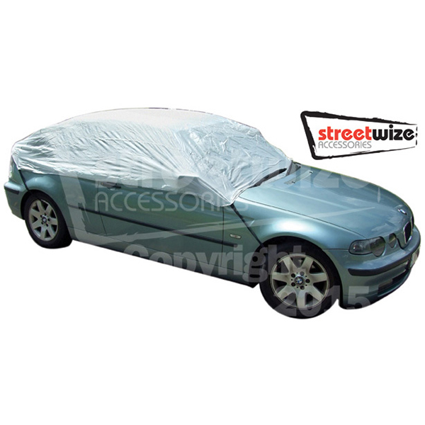 Streetwize Water Resistant Car Top Cover Small
