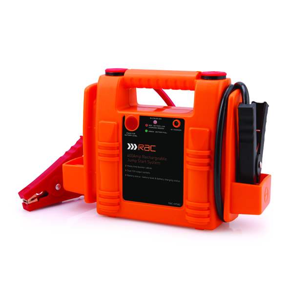 RAC 400 amp power station jump starter