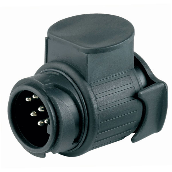 Ring 13 Pin Socket / 7 Pin Plug Adaptor