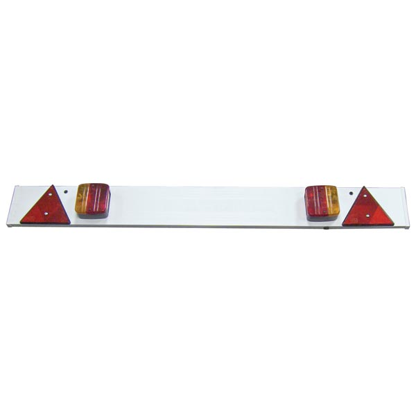 Streetwize 4ft Trailer Lighting Board with 5 mtr Cable