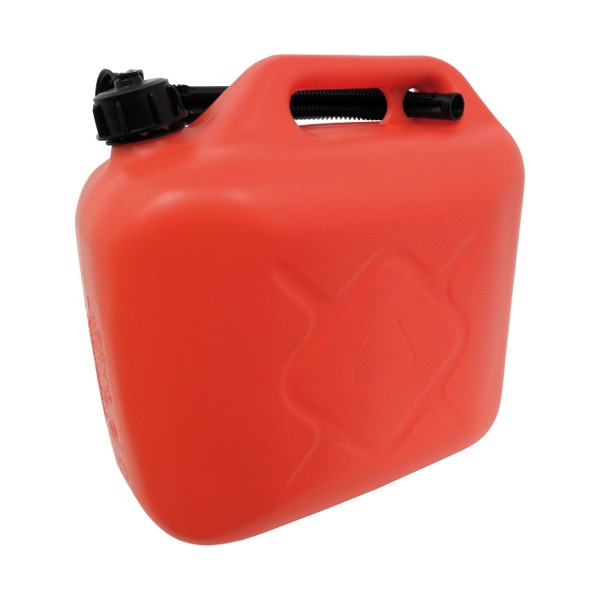 Carpoint Plastic Jerry can 10L 670 gram