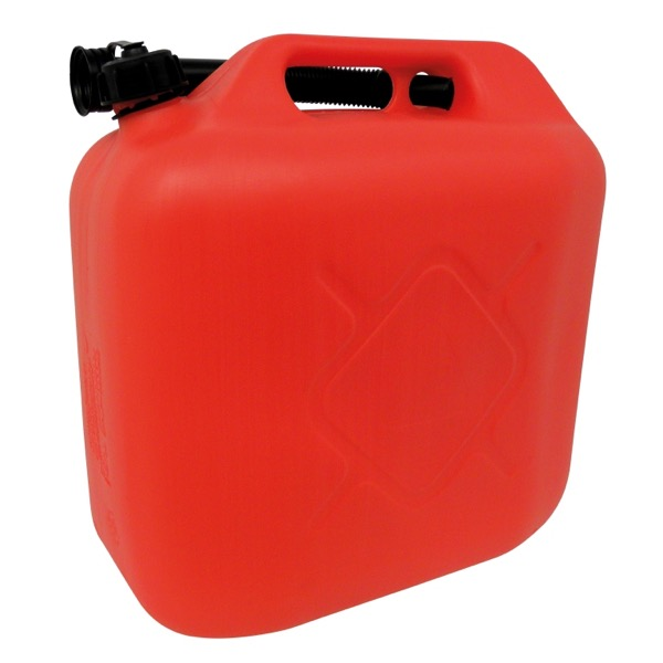 Carpoint Plastic Jerry can 20L.1000 gram