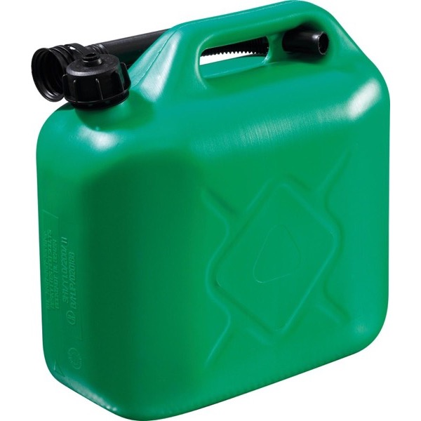 Carpoint Plastic Jerry can 5L 375 gram G