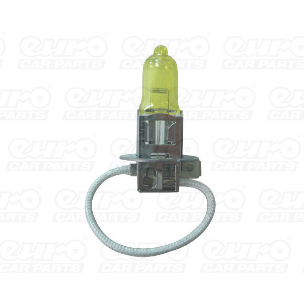 AUTOSTYLE GoldVision Yellow H3 55W/12V 2pcs