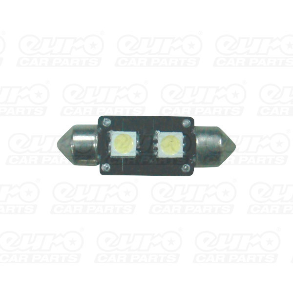 AUTOSTYLE LED 'Xenon' White 10x37 CAN-bus Fes