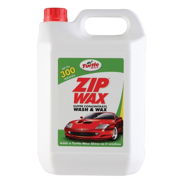 Turtlewax Zip Wax 5 Litre