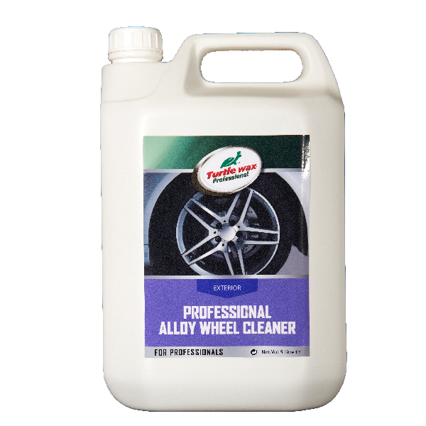 Turtlewax Professional Alloy Wheel Cleaner 5 Litre