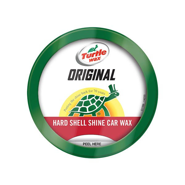Turtlewax Original Paste Wax 250G Multi