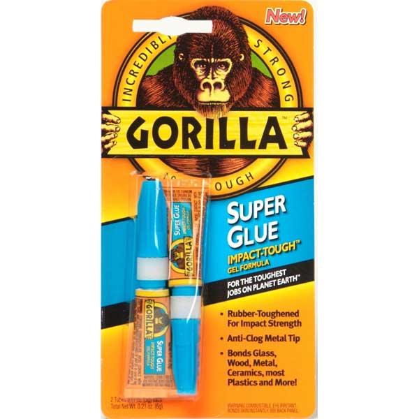 Gorilla Glue Gorilla Glue De sterkste lijm en tapes.