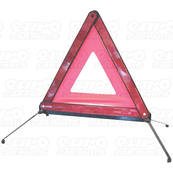 Carpoint Warning triangle, E-approved