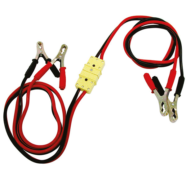 Carpoint Boost.cables 500Amp+copper clamps and safety plug