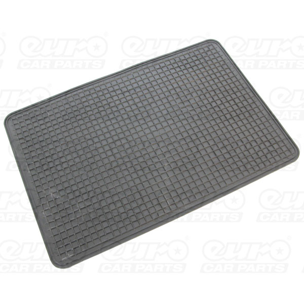 Carpoint Car mat rubber 50x35 cm Dimpled