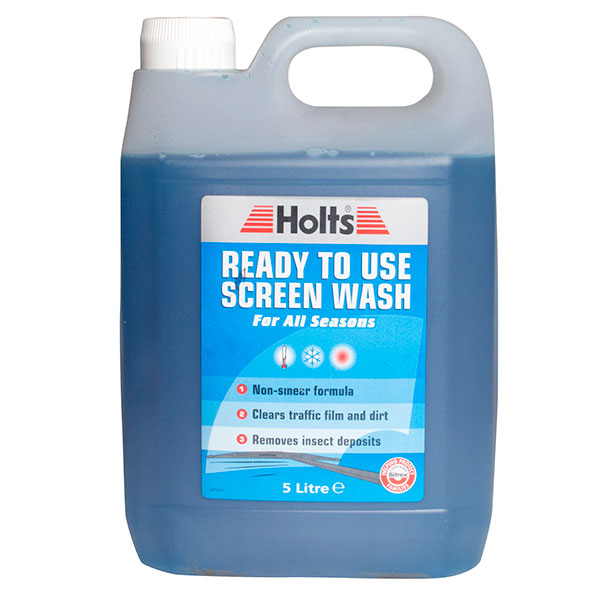 Holts Ready Mix Screenwash 5Ltrs