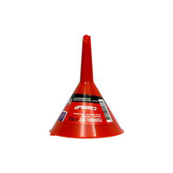 Carpoint Funnel set of 4 pieces