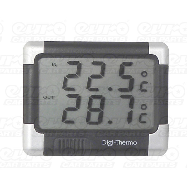 Carpoint Thermometer Inside / Outside