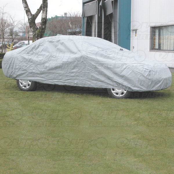 Carpoint 100% Waterproof  Carcover Tybond size M 4,32 x 1,50 x 1,26 m.