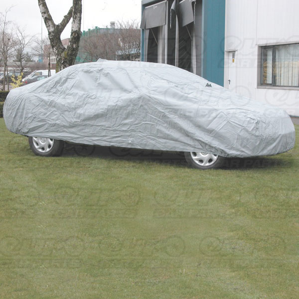 Carpoint 100% Waterproof Carcover Tybond size L 4,60 x 1,50 x 1,26 m.