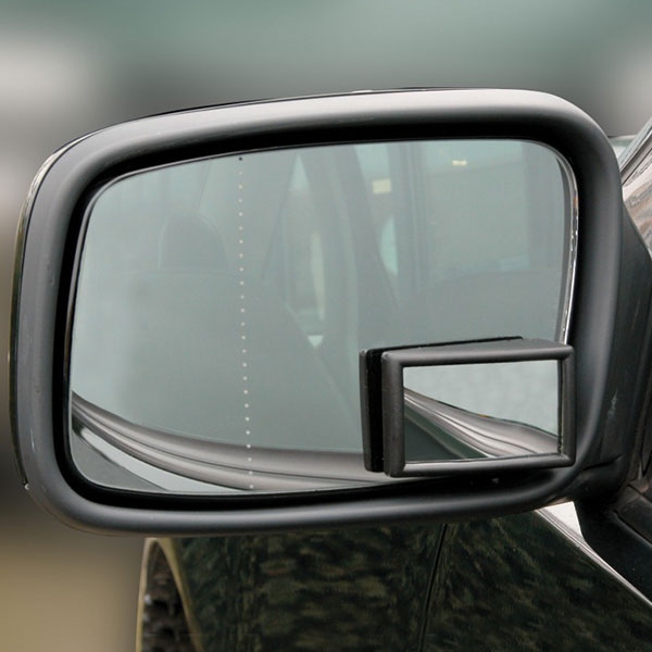 Carpoint Wide Angle Blind Spot Mirror - Rectangle (55x35mm)