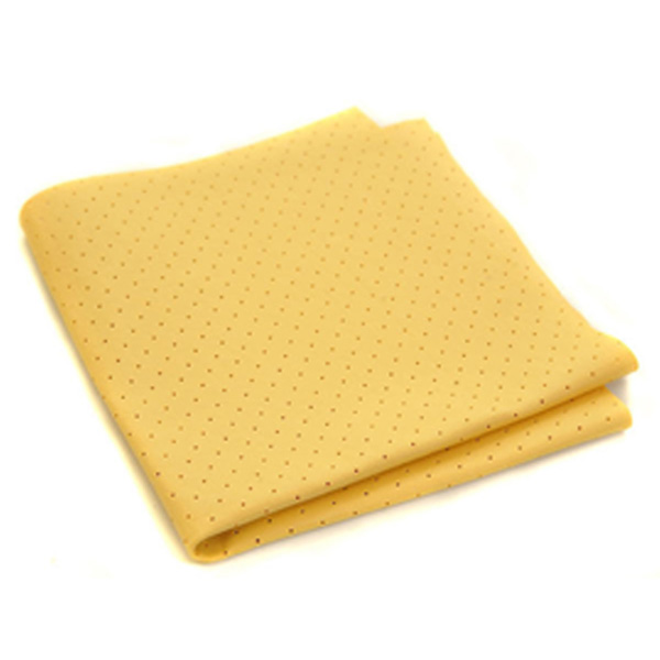 Trade Quality Regular perforated Synthetic Chamois 55 x 45 cm