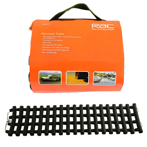 RAC Heavy Duty Flexible Recovery tracks