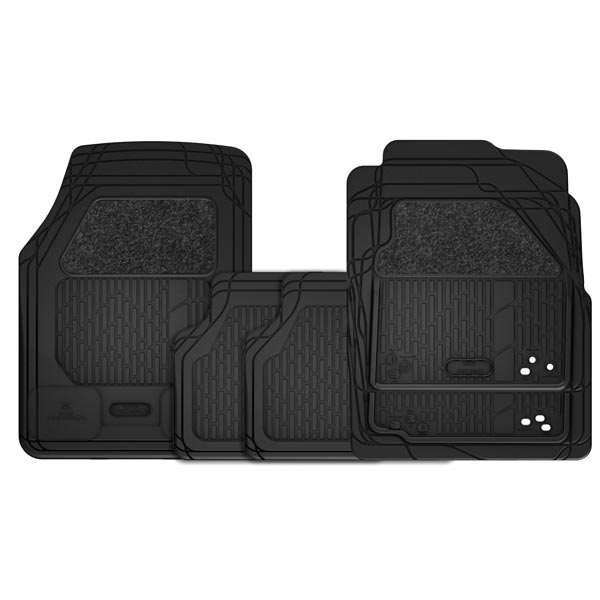Streetwize Ford 4pce Tailored Combination Mat Set