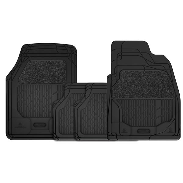 Streetwize Vauxhall 4pce Tailored Combination Mat Set