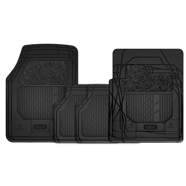 Streetwize Audi 4pce Tailored Combination Mat Set