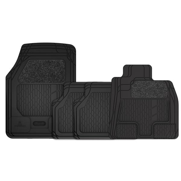 Streetwize BMW 4pce Tailored Combination Mat Set
