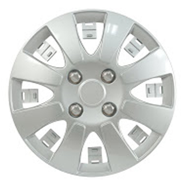 "Streetwize 13"" New York Style Wheel Cover with foldable Clips"