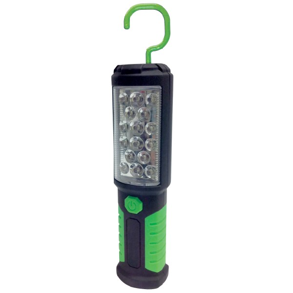 Streetwize 16 + 5 LED Torch / Worklight