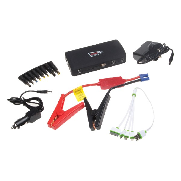 Streetwize Power Bank with Jump Starter (400amp)