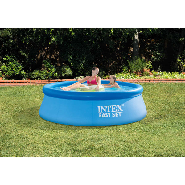 Intex Easyset Round Swimming Pool (small) 2.44mtr x 76cm high