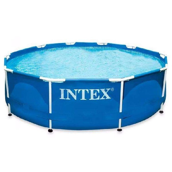 Intex Frameset Round Swimming Pool (medium) 3.05mtr x 76cm high - AGP