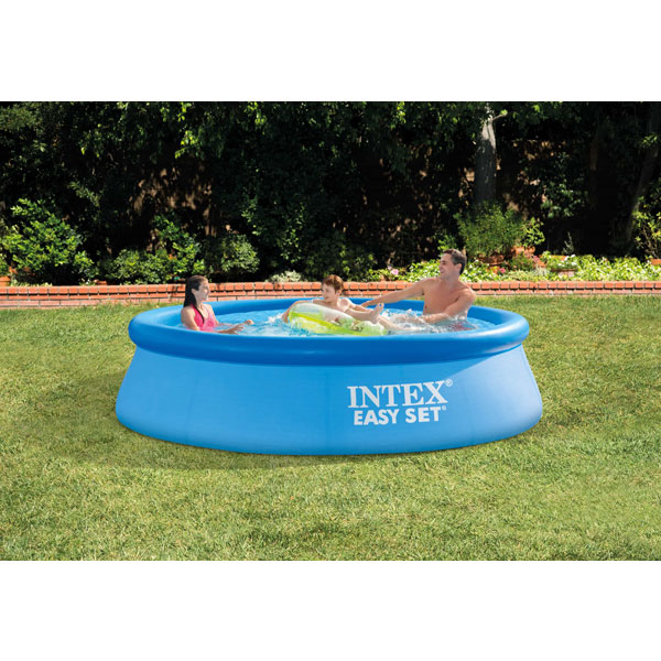 Intex Easyset Round Swimming Pool (medium) 3.05mtr x 76cm high