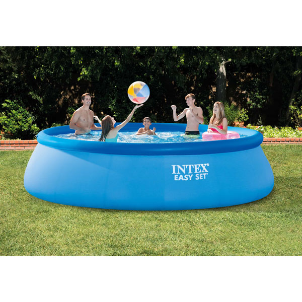 Intex Easyset Swimming Pool Round 4 57 Mtr Euro Car Parts Ie