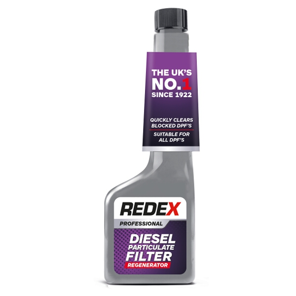 Redex Professional Diesel Particulate Filter (DPF) Cleaner - 250ml