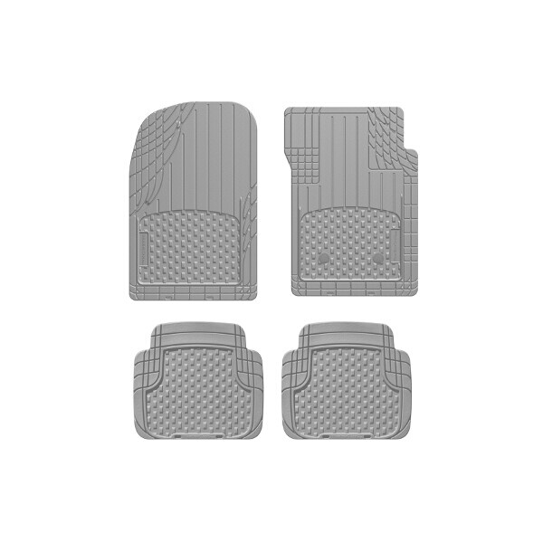 Weathertech Trim to Fit All Weather Mats (Set  of 4) Grey